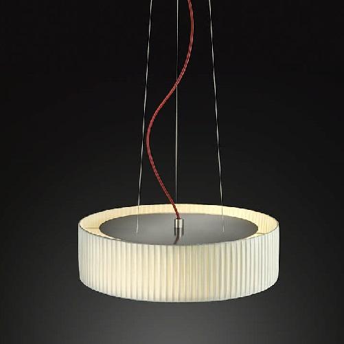 Tekno - CP Lamp Pendant Lamp E27 77w Níquel Cotonet white