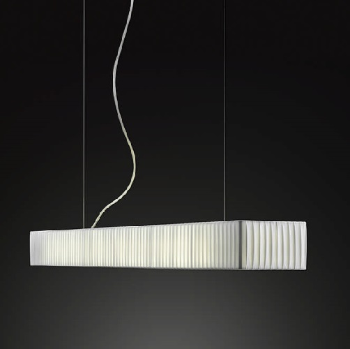 Tekno - LP 120 Lamp Pendant Lamp T5 39w Cinta translucent white