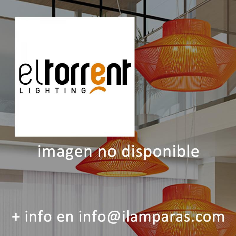 Duna Pendant Lamp perfil 80 2xE27 Cinta plisada