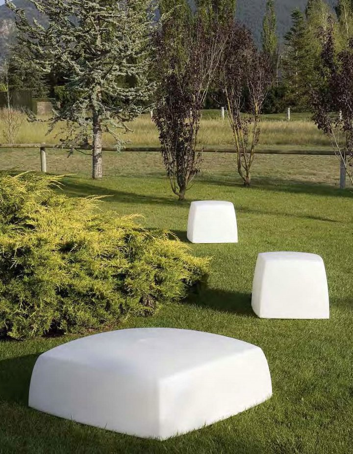 Lite cube asiento without luz