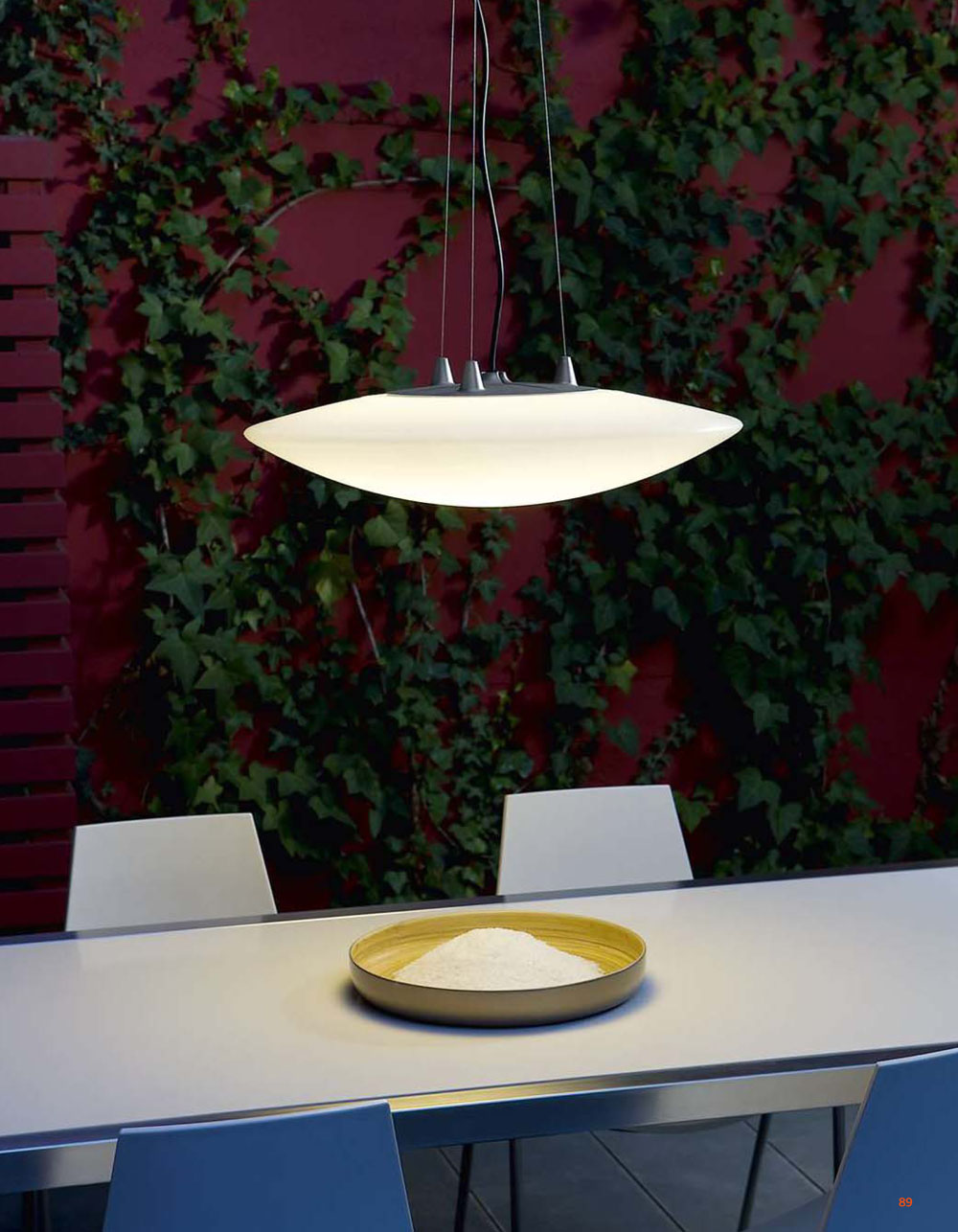 Ufo Pendant Lamp outdoor