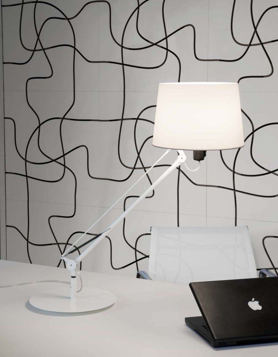 Lektor Table Lamp white