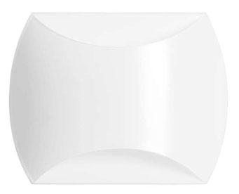 Elle Wall Lamp 26cm white opal