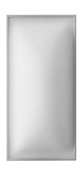 Jon Wall Lamp Medium Anodized Grey natural