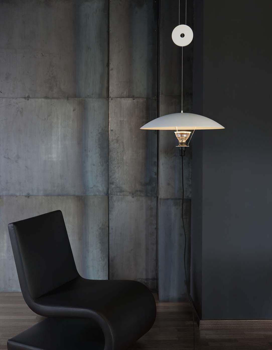 Macao Pendant Lamp black matt