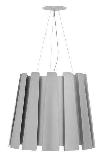 Twist XL Pendant Lamp ø60cm Halogenuros Black