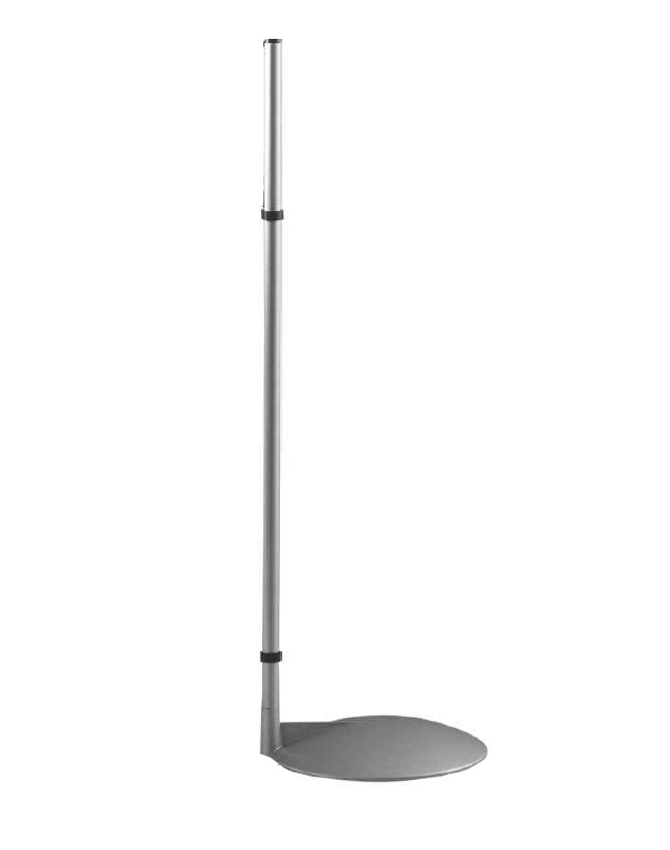 Aladina Accessory base of Floor Lamp Grey metallic lead