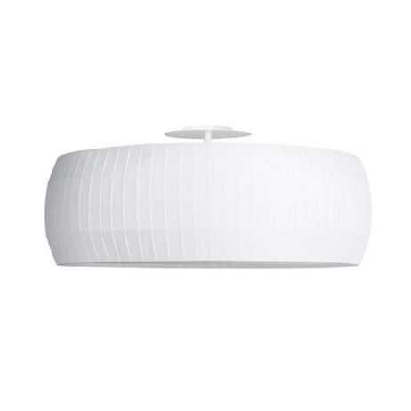 Isamu ceiling lamp ø77cm white lampshade