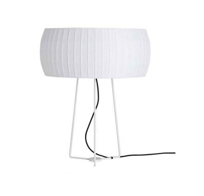 Isamu Table Lamp 64cm lampshade Beige