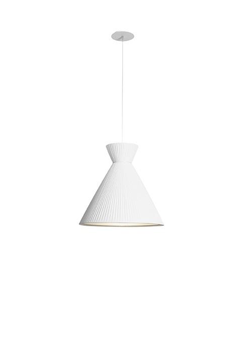 Mandarina Pendant Lamp ø43cm E27 1x30w white