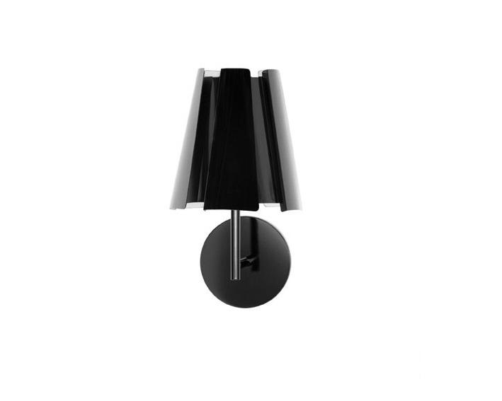 Little Twist Wall Lamp 31cm Black
