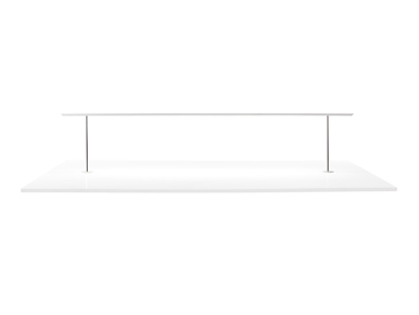 Lineal Biblo Table Lamp 110cm LED 1x26W Nickel mate