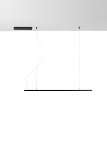 Lineal Pendant Lamp 110cm LED 1x35W Nickel mate
