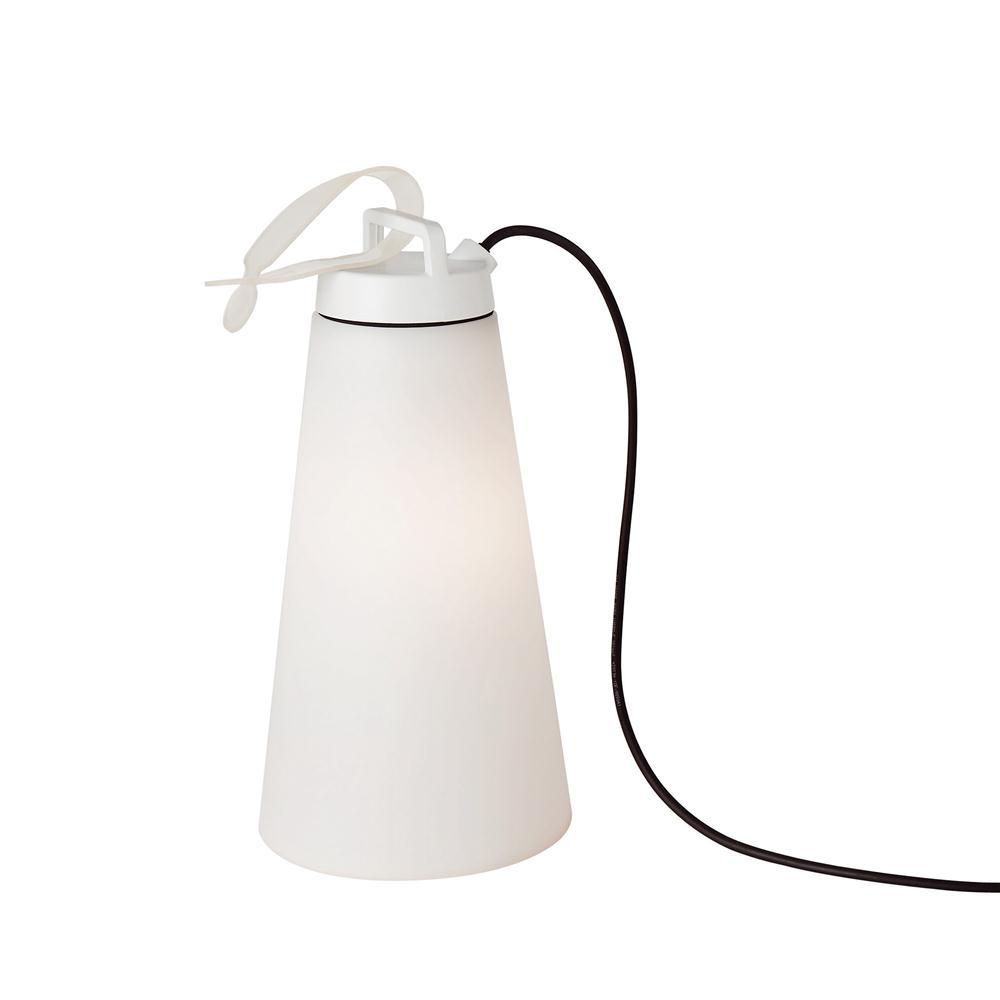 Sasha 2 Wall Lamp Outdoor IP66 50cm 1x18w E27 White