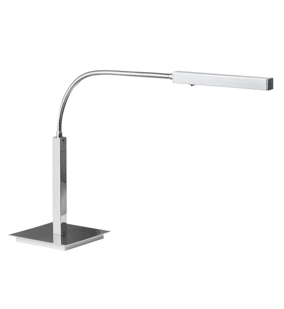 Airo Table Lamp Chrome