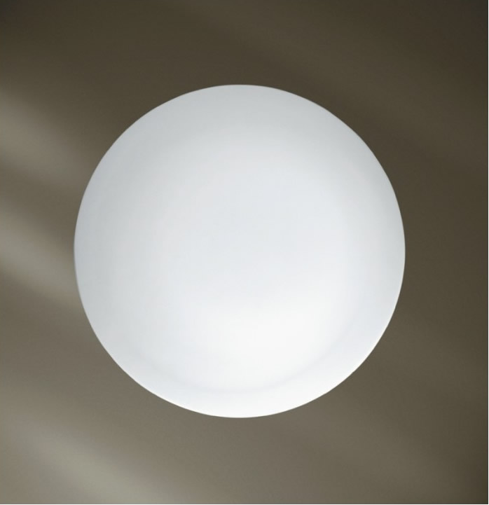 Basic Wall lamp/ceiling lamp ø20cm Halogen white