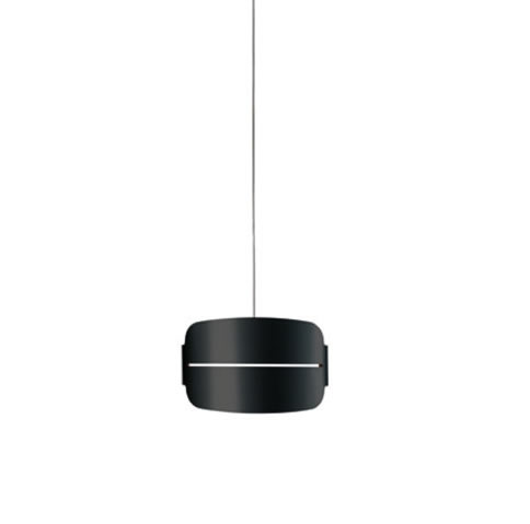 Irma Pendant Lamp 40cm without florón Black/white