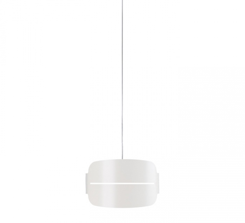 Irma Pendant Lamp 40cm without florón white/white
