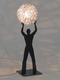 UOMO Della Luce Table Lamp 10cm PICCOLO