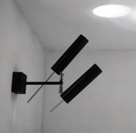 LUCENERA Wall Lamp 2x50w