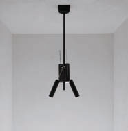 LUCENERA ceiling lamp 4x50w