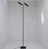 LUCENERA lámpara of Floor Lamp 2x50w transformador eléctrico