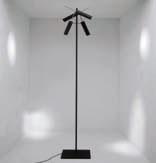 LUCENERA lámpara of Floor Lamp 4x50w transformador eléctrico