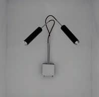 LUCENERA Wall Lamp 2x35w