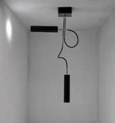 LUCENERA ceiling lamp 2x35w
