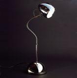 CICLOCINA Table Lamp Nickel