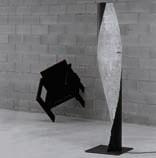 STCHU Moon 09 lámpara of Floor Lamp Silver