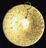 LUNA PIENA Wall Lamp 80cm Gold