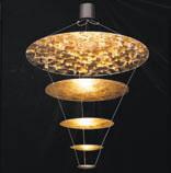 MACCHINA Della Luce D'ORO Pendant Lamp Gold