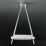 VI ceiling lamp Nickel