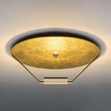 Disc D'ORO ceiling lamp Silver