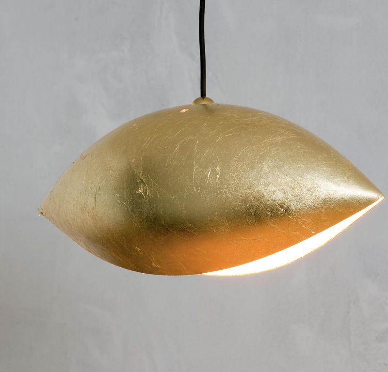 Malagola Pendant Lamp 55cm Gold
