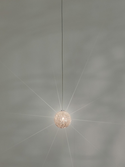 Sweet Light Pendant Lamp 170cm G4 20w Aluminium