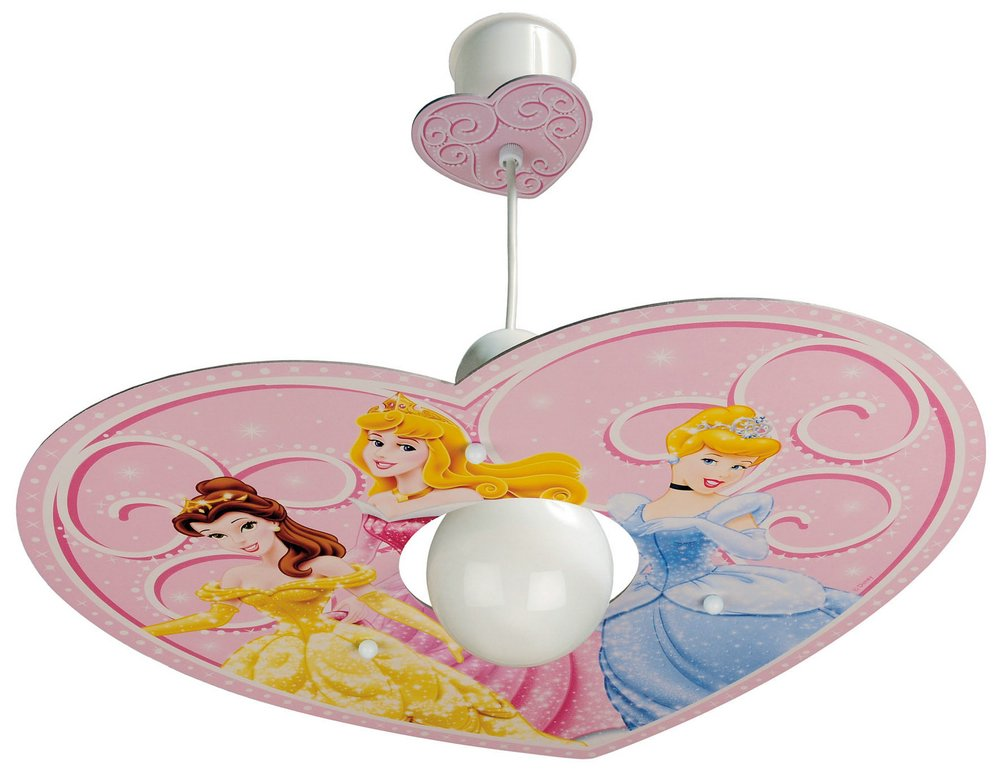 Princesas Disney Lamp childish Pendant Lamp