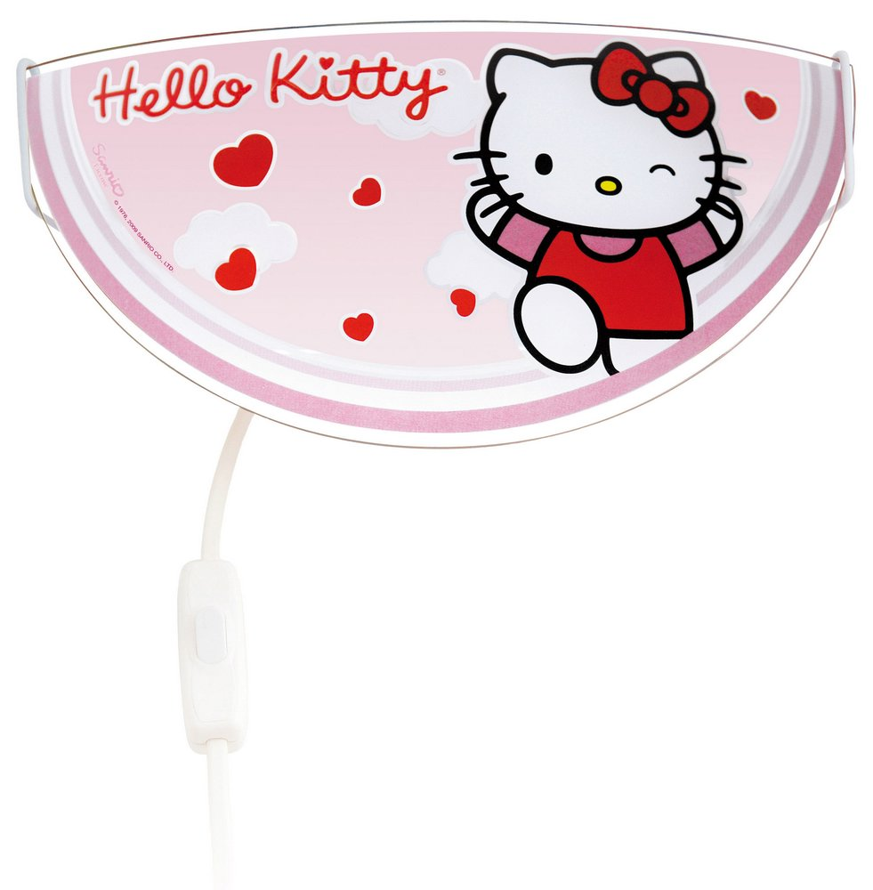 Hello Kitty C/CABLE Lamp childish Wall Lamp