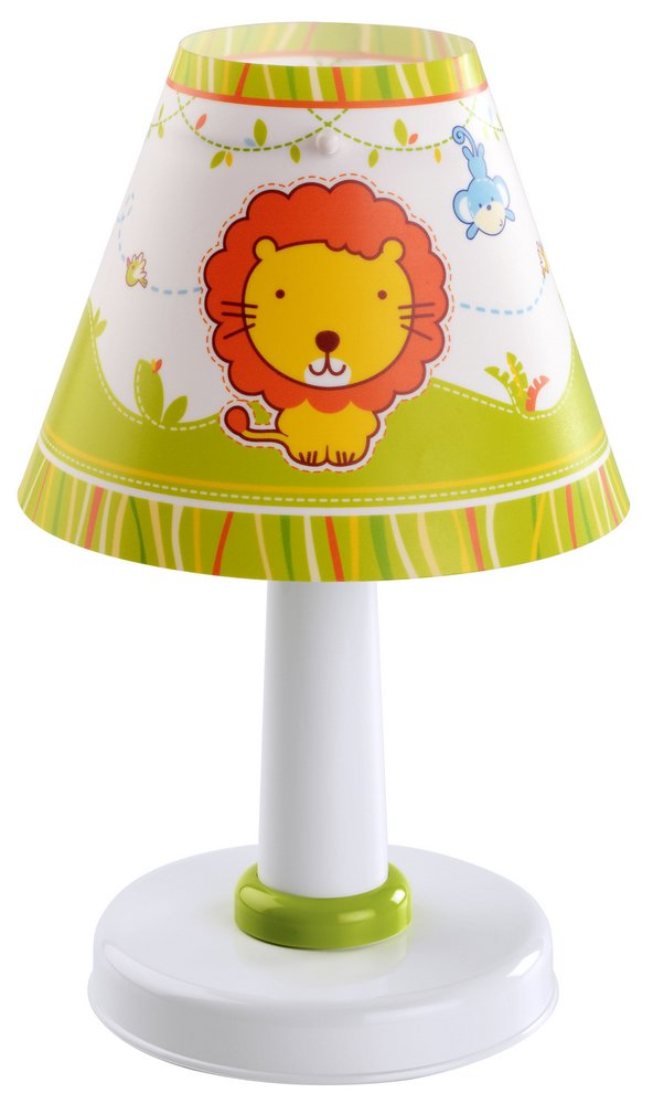 Little Zoo Lamp childish Table Lamp