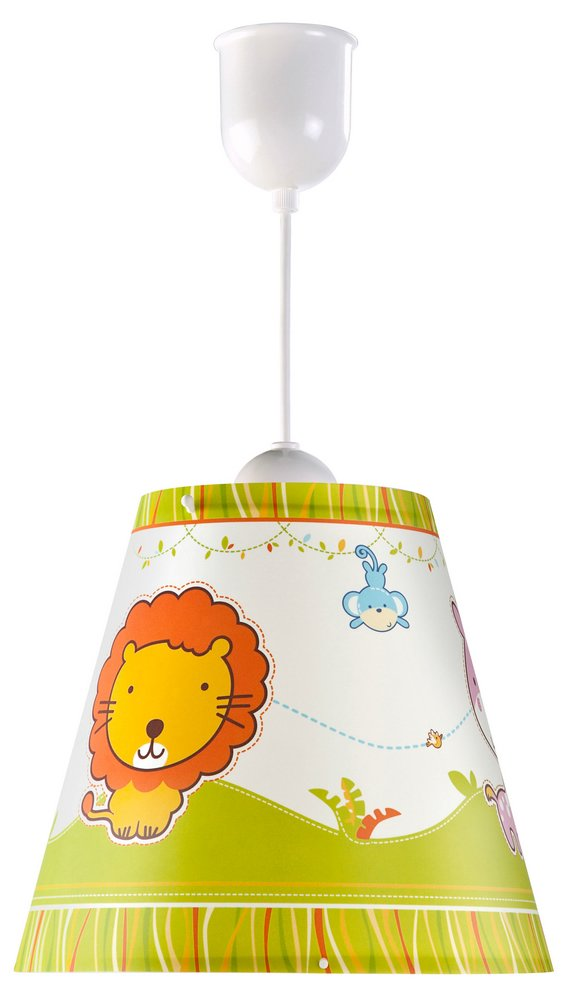Little Zoo Lamp childish Pendant Lamp