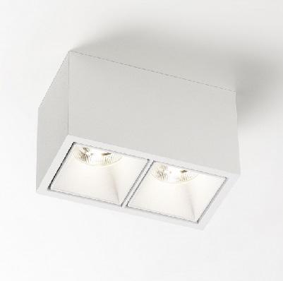 BOXY 2 L + LED 3033 B B
