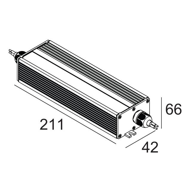 LED Power Supply 24V DC / 150w
