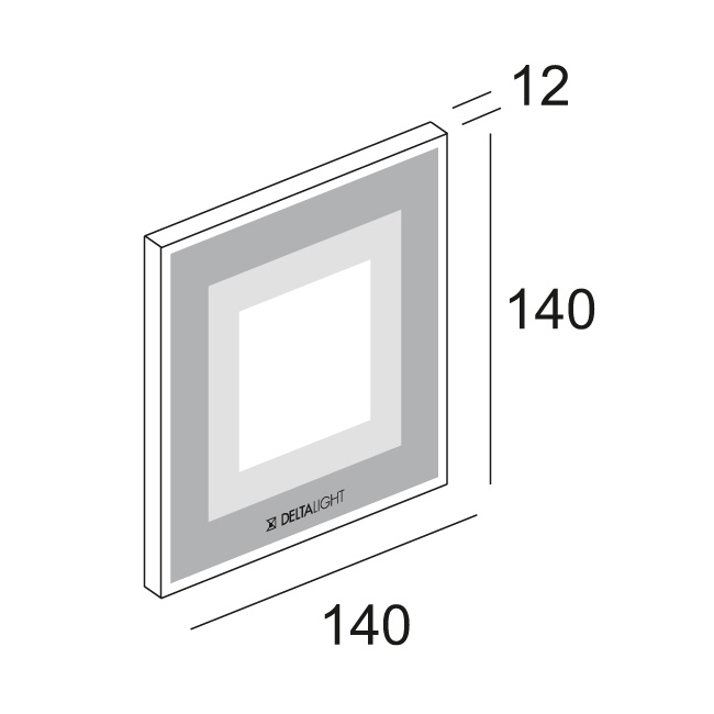 Basic s decorative glass