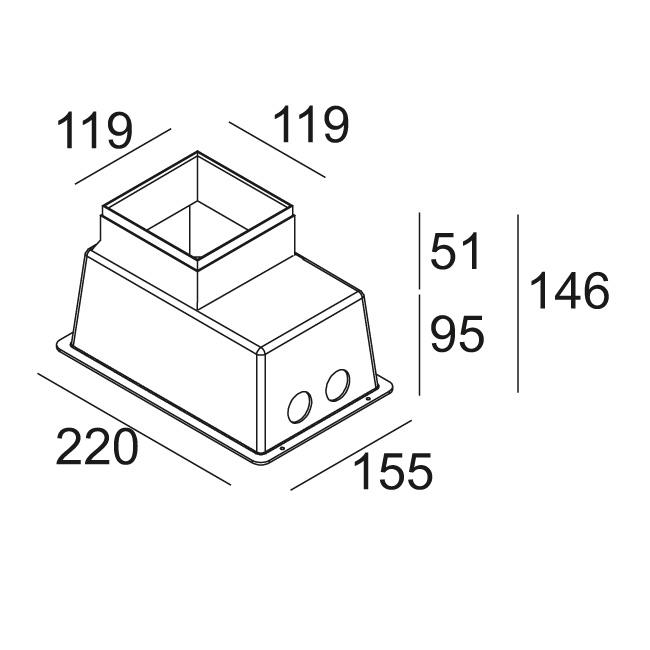 Genie caja 80 s 90 s