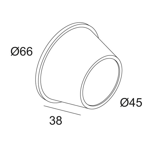 Cone 66 b