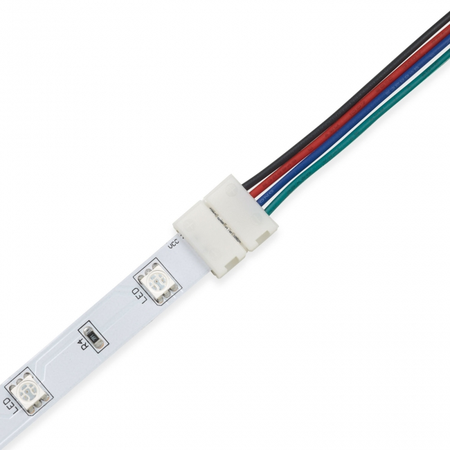 LEDFLEX IN RGB Supply cable SET