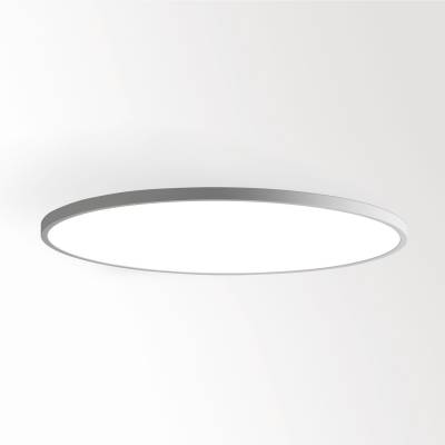 Supernova ceiling lamp semi Recessed ø127,2cm T16 2x14w + 4x21w + 4x28w Black