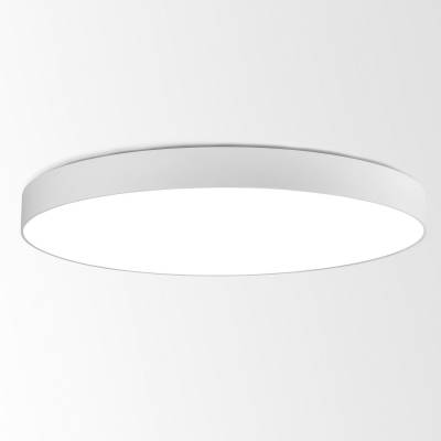 Supernova 125 Suspension Encastré ø125cm dimmable dali T16 blanc