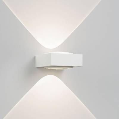 Vision Wall Lamp Técnico LED 2x2w 3000K WW W white
